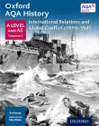 2K International Relations and Global Conflict, c1890-1941