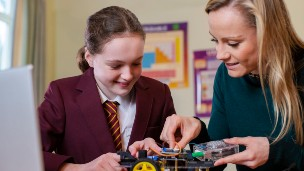 AQA says Level 2 Project Qualifications are the 'missing bridge'