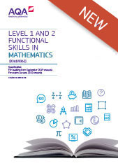 Functional Skills Specification at a glance