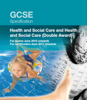 ocr gcse health and social care coursework Gcse health and social care single award support booklet 48202 3of 38 introduction this booklet provides support and guidance for the gcse health and social care single.