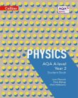AQA A-level Physics Year 2 Student Book