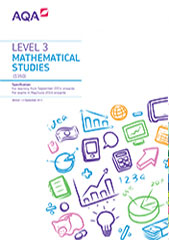 AQA | Mathematics | AQA Certificate | Level 3 Mathematical