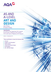 Aqa Art And Design As And A Level Art And Design
