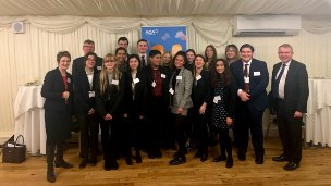 AQA launches Student Advisory Group at parliamentary reception