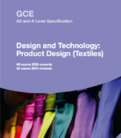 Design and Technology: Product Design (Textiles)
