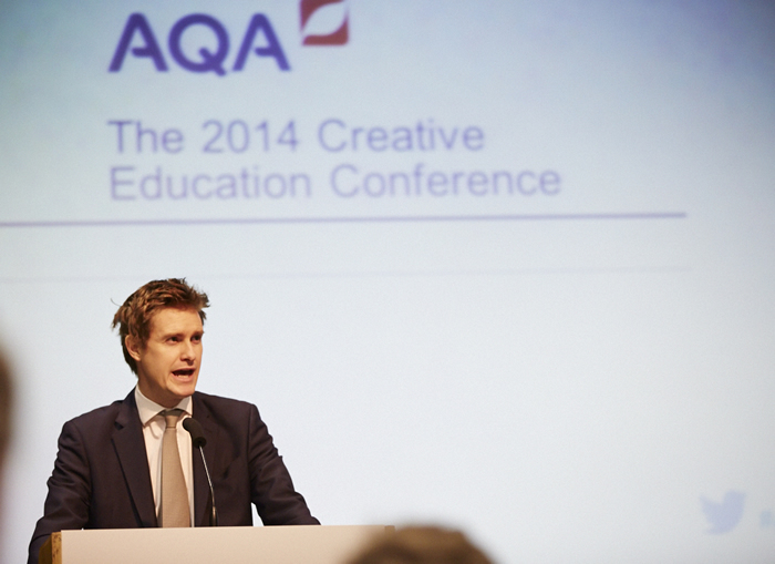 AQA | Supporting education | News | AQA hosts 2014 Creative Education ...