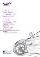 aqa engineering tech level engineering design
