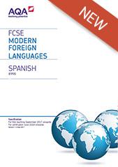 aqa subjects languages fcse