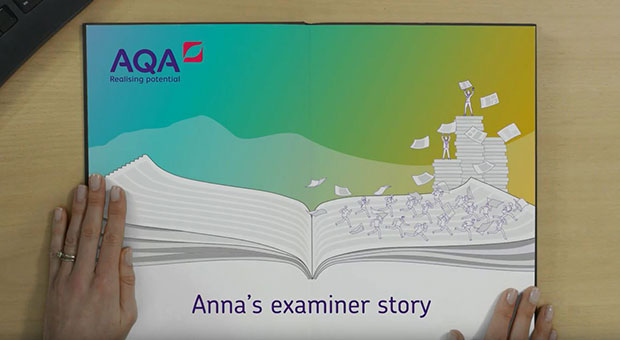 AQA | About us | Become an examiner or moderator