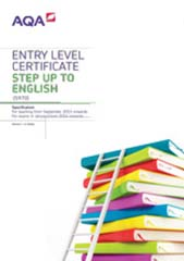 ELC Step up to English specification