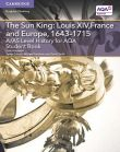 2F The Sun King: Louis XIV, France and Europe, 1643-1715