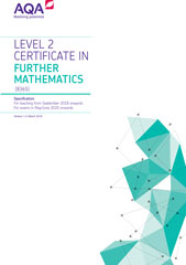 Further Mathematics Pdf