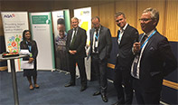 AQA's Chief Executive addresses reception at the Conservative Party Conference