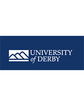 University of Derby website