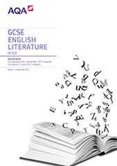 aqa english literature mark scheme coursework