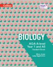 AQA A-level Biology Year 1 and AS Student Book