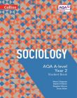 AQA A-level Sociology Year 2 Student Book