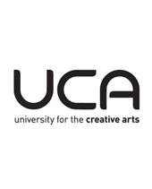 University for the Creative Arts website