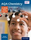 AQA A Level Chemistry Year 1 and AS (2nd edition)