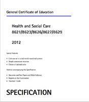 Applied Health and Social Care (outgoing)