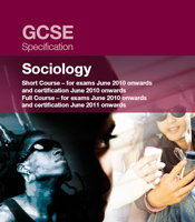 gcse coursework sociology Study flashcards on aqa gcse sociology revision unit 1 studying society at cramcom quickly memorize the terms, phrases and much more cramcom makes it easy to get the grade you want.