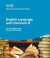 English Language and Literature B