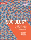 AQA A-level Sociology Year 1 and AS Student Book