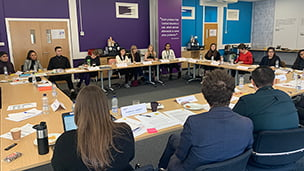 AQA Student Advisory Group hold first meeting